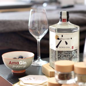 Roku Gin Table Glas