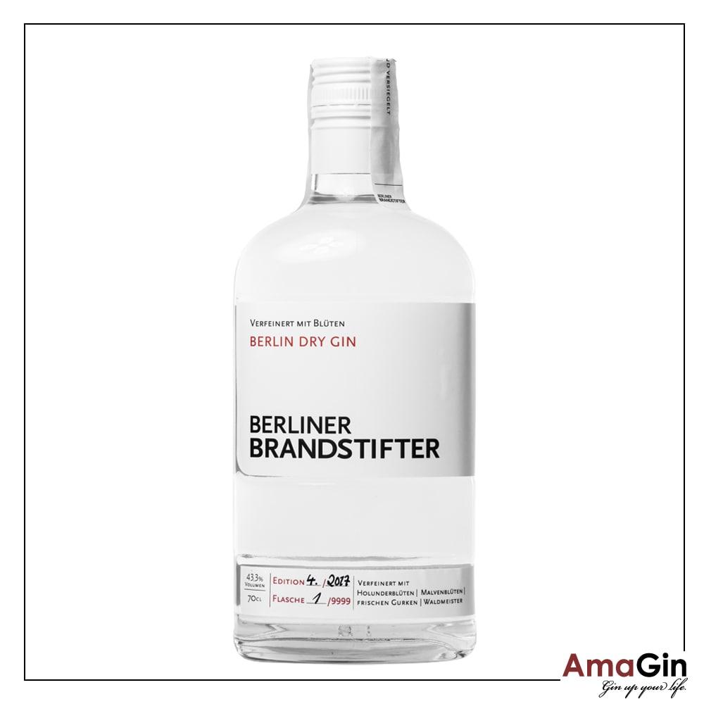 Der Berliner Brandstifter Gin