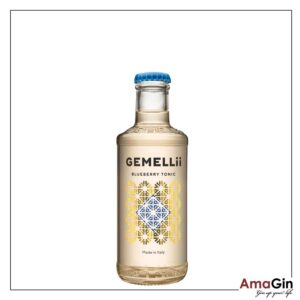 Gemellii Blueberry Tonic Water
